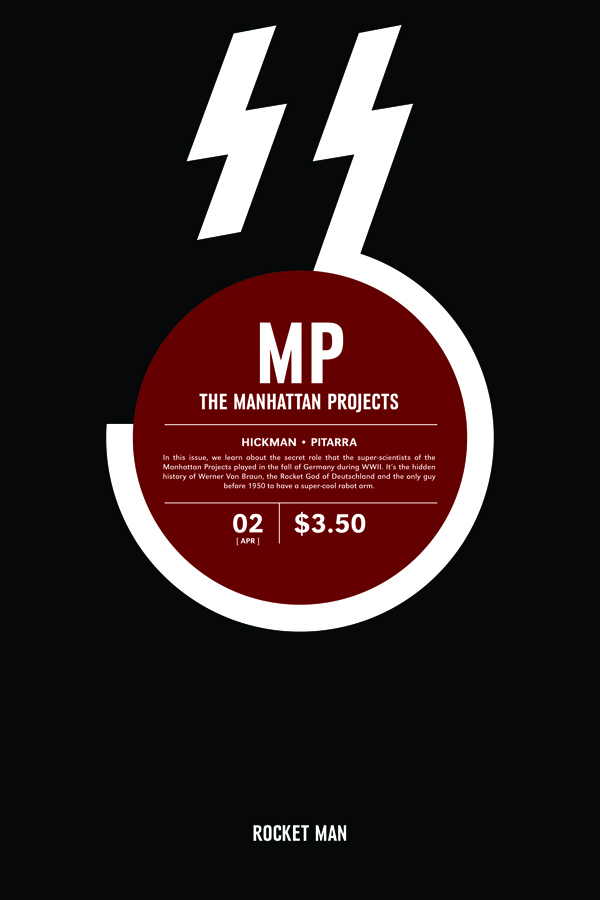 MANHATTAN PROJECTS #2