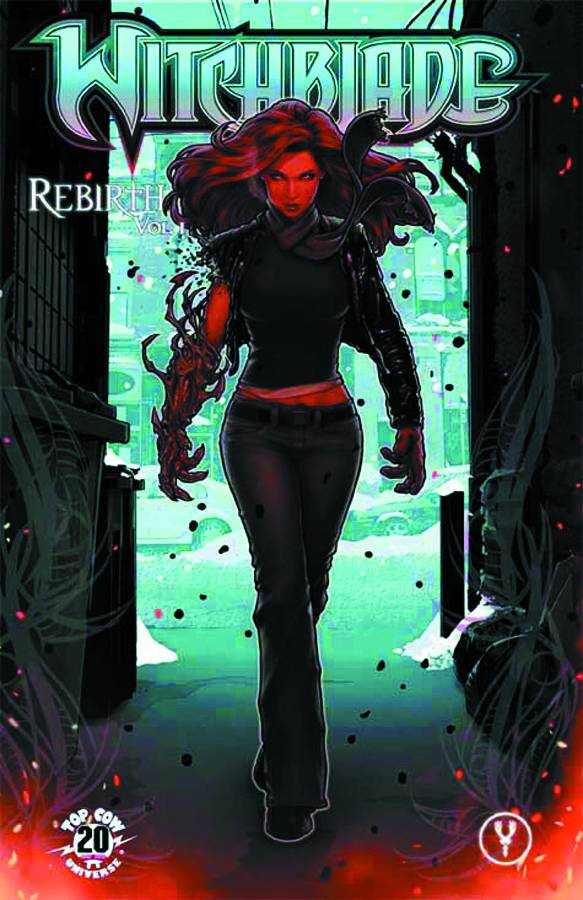 WITCHBLADE REBIRTH TP VOL 01 (FEB120468)