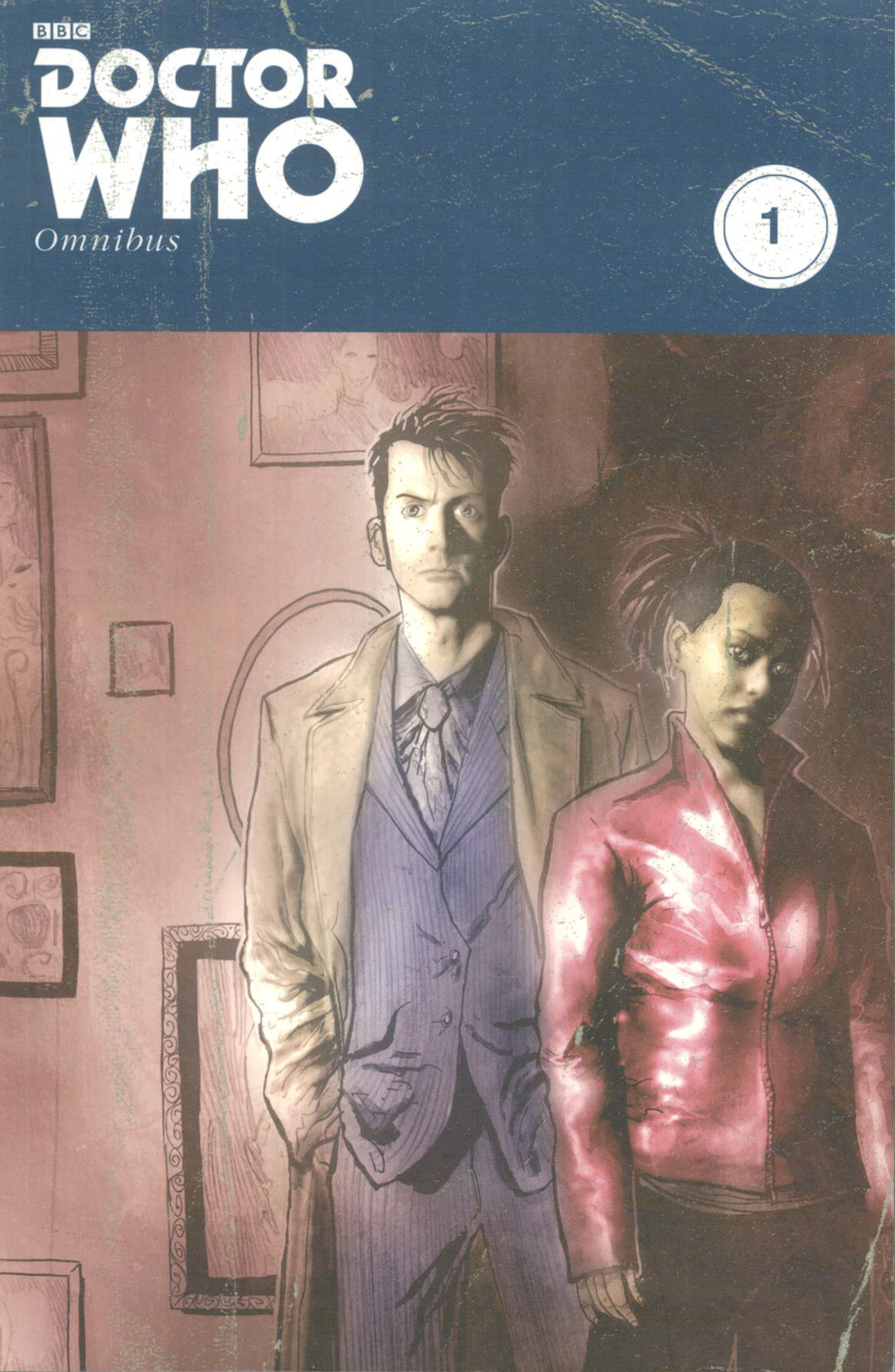 DOCTOR WHO OMNIBUS TP VOL 01