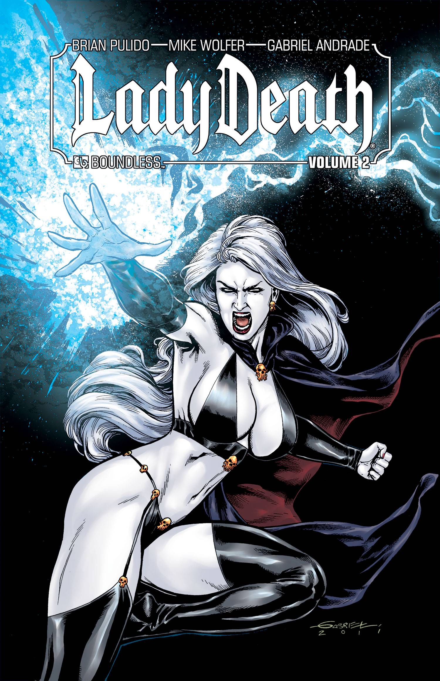 LADY DEATH (ONGOING) TP VOL 02 (MR)
