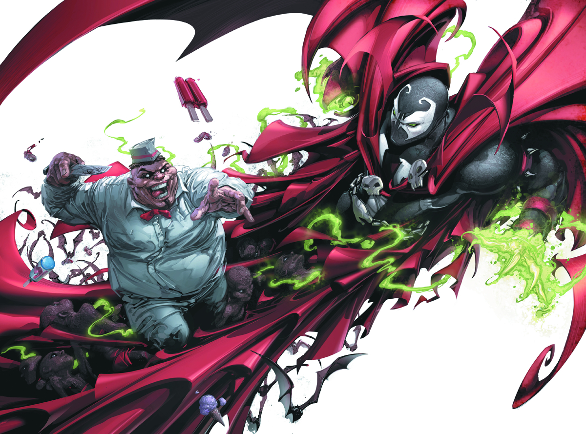 SPAWN ORIGINS HC VOL 07