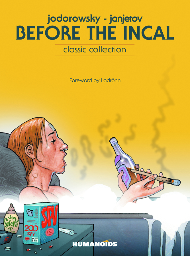 BEFORE THE INCAL CLASS COLL HC (MR)