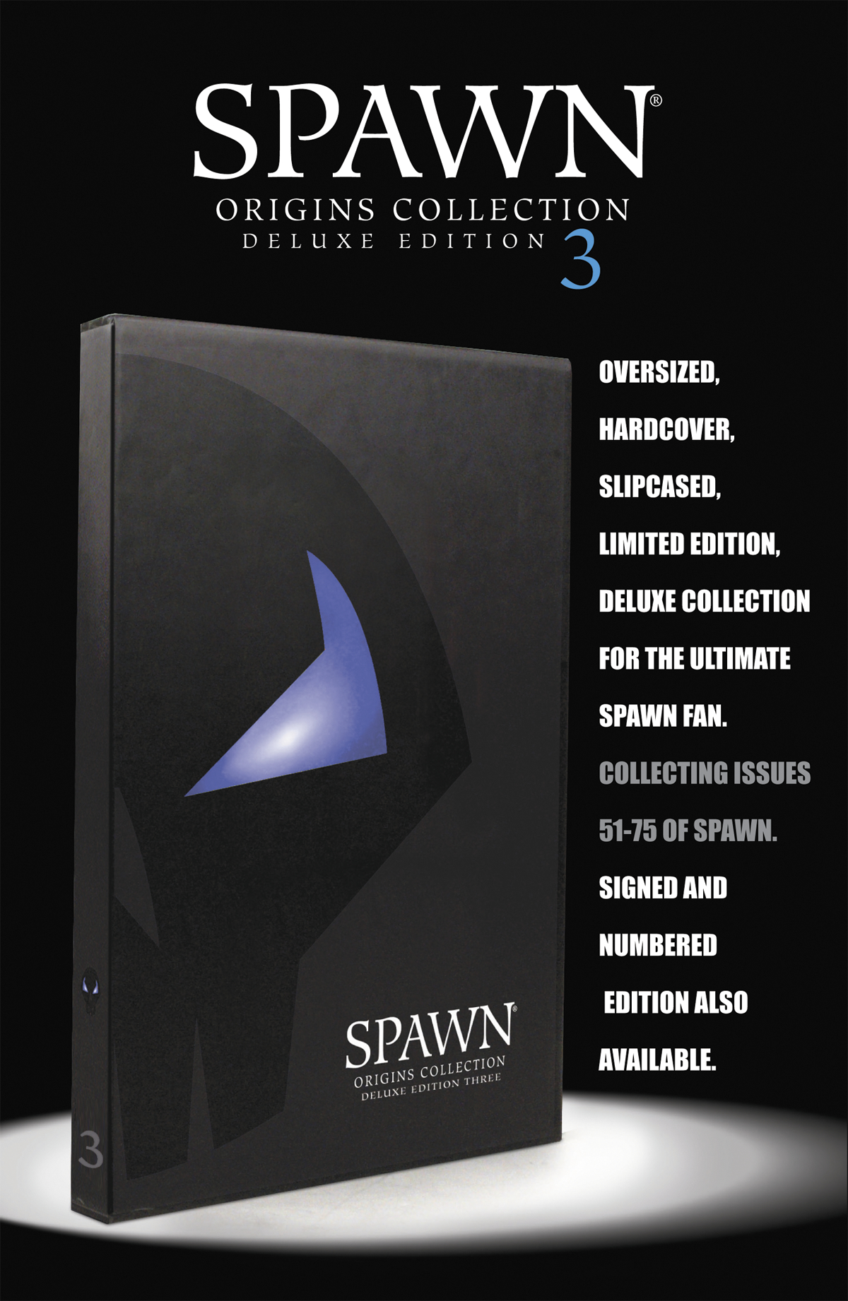 SPAWN ORIGINS DLX ED HC VOL 03