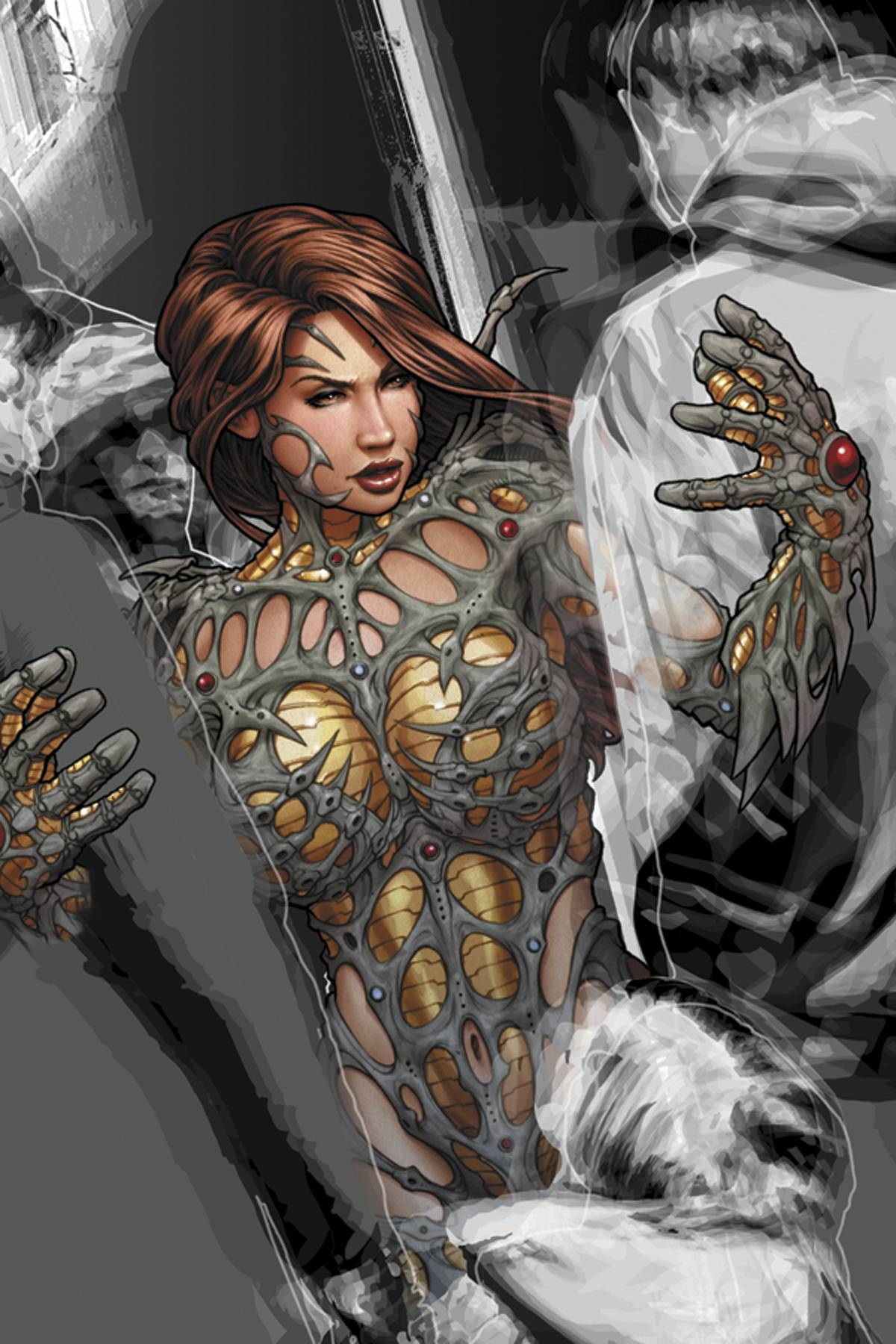 WITCHBLADE REBIRTH TP VOL 02