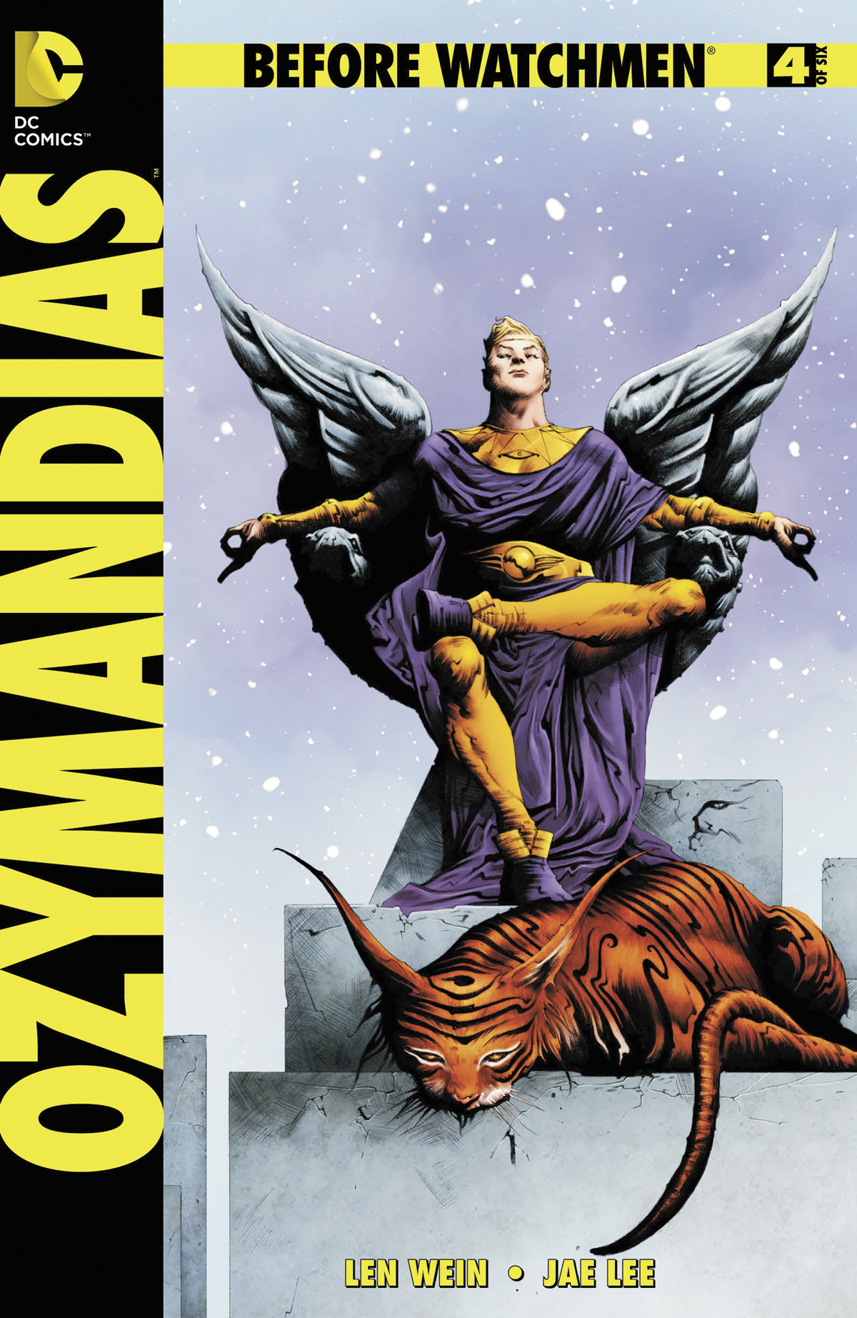 BEFORE WATCHMEN OZYMANDIAS #4 (OF 6) (MR)