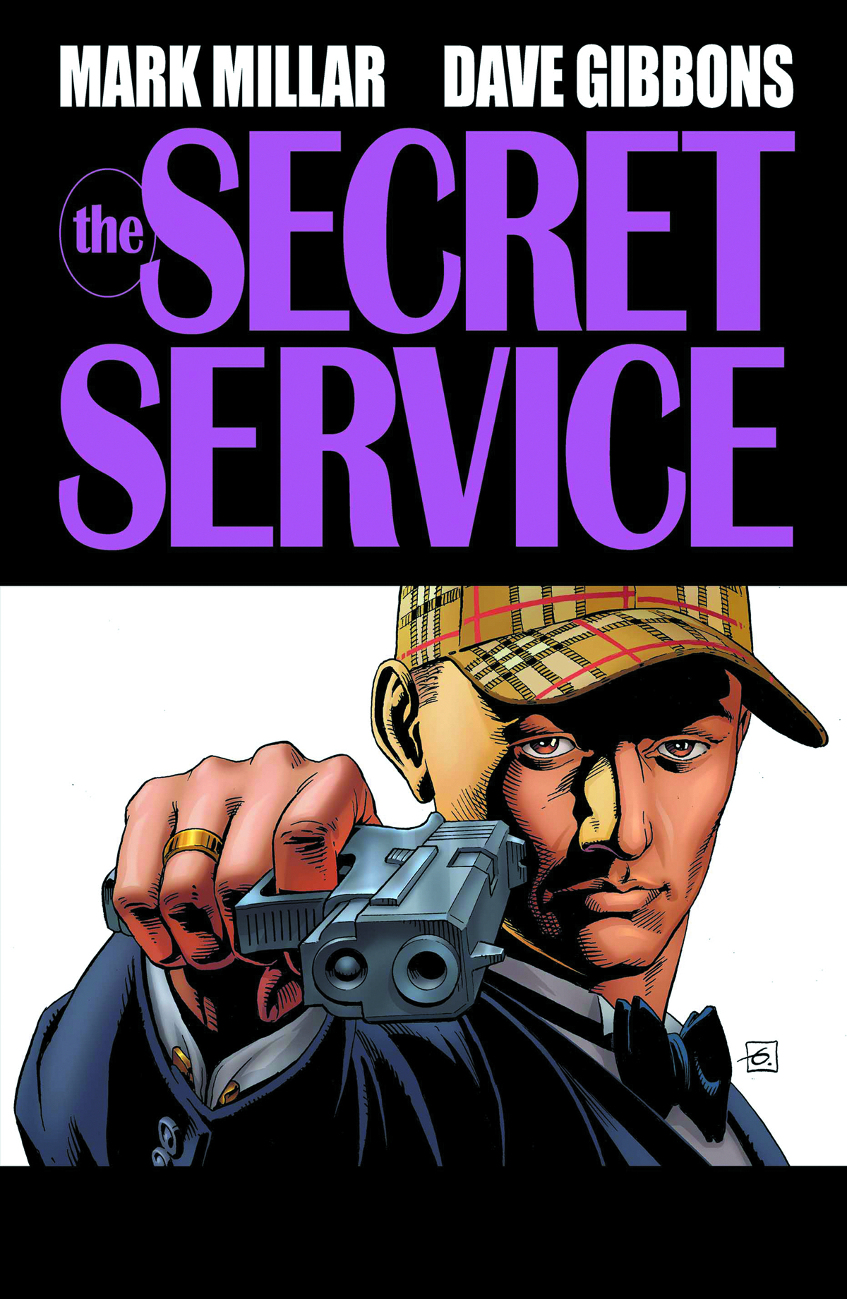 SECRET SERVICE #6 (OF 6) (MR)