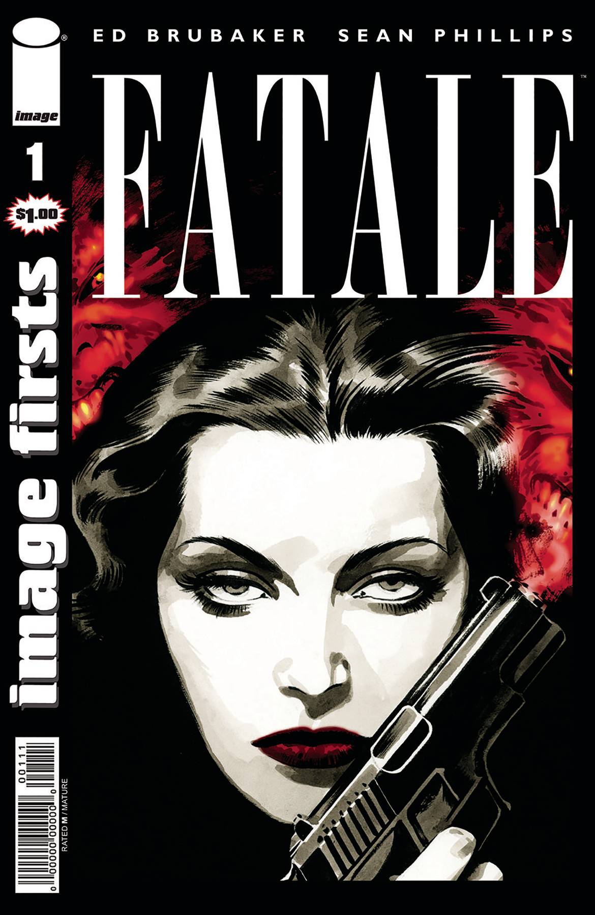 IMAGE FIRSTS FATALE CURR PTG #1 (MR)