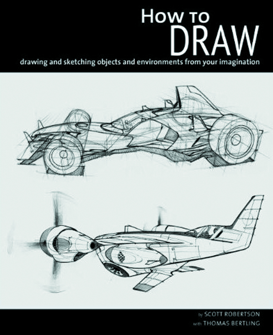 HOW TO DRAW: Drawing Sketching/Objects and Environments from Your Imagination