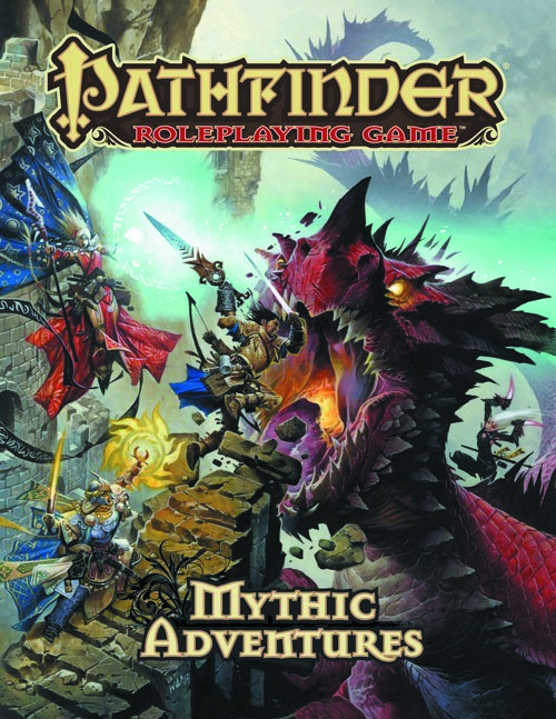 PATHFINDER ROLEPLAYING GAME MYTHIC ADVENTURES
