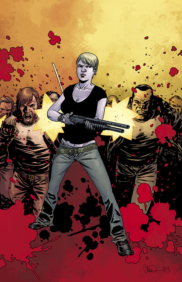 WALKING DEAD #116 (MR)