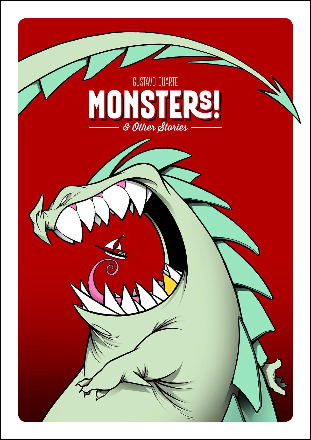 MONSTERS AND OTHER STORIES TP (SEP130056)
