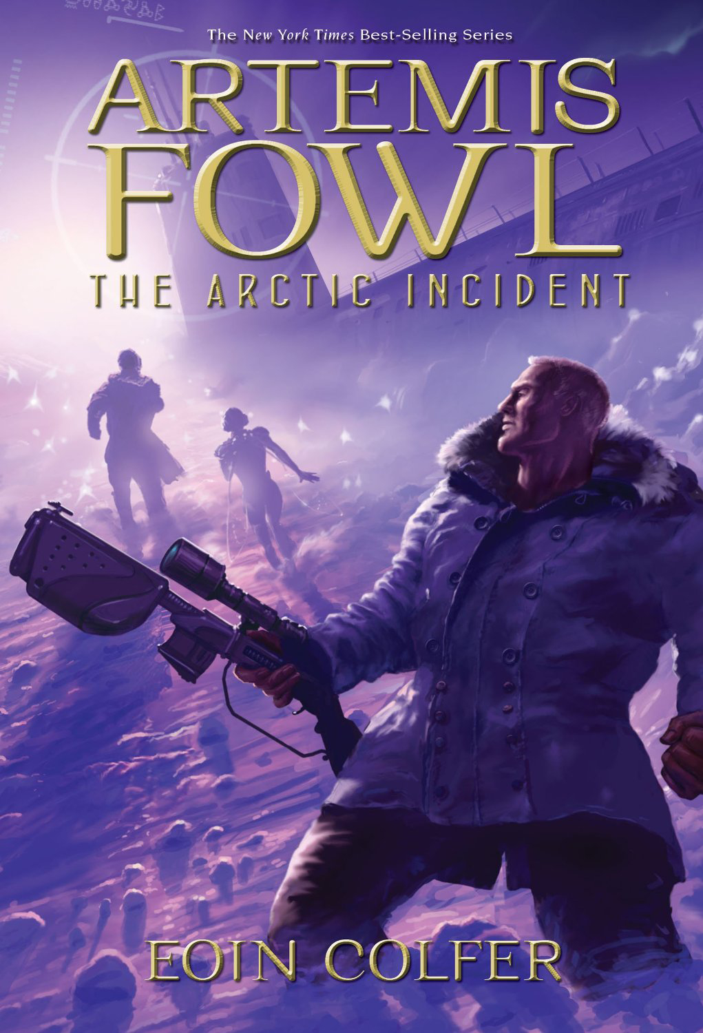 ARTEMIS FOWL GN VOL 02 ARCTIC INCIDENT (NEW PTG)