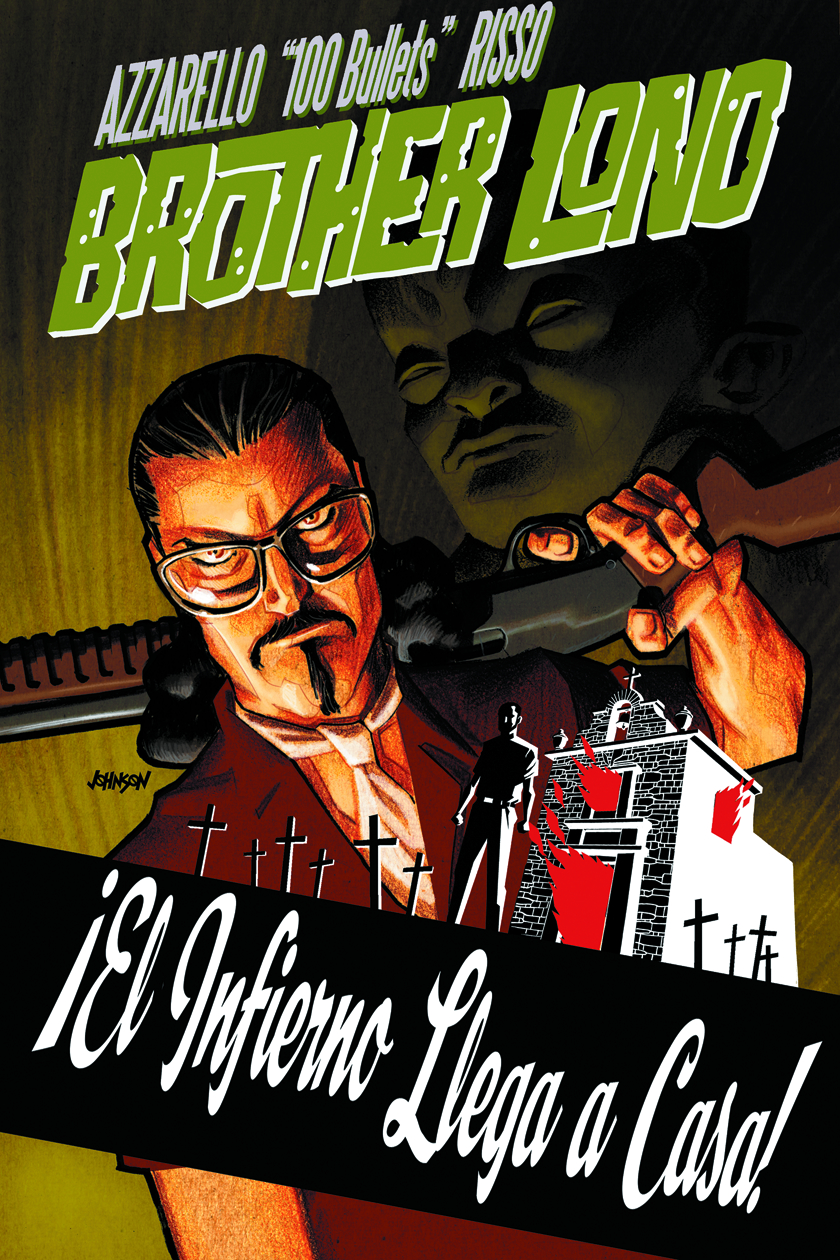 100 BULLETS BROTHER LONO #7 (OF 8) (MR)