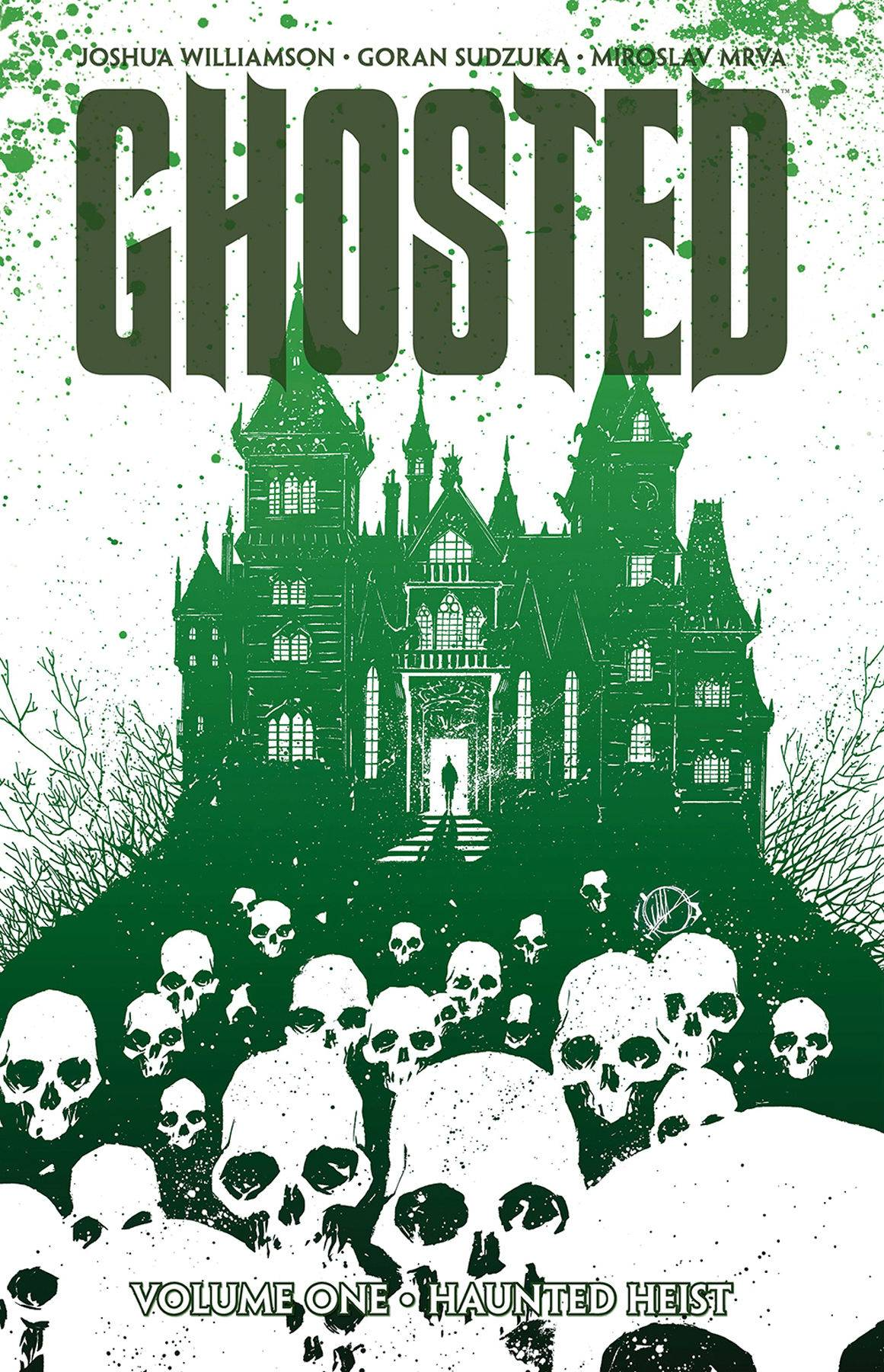 GHOSTED TP VOL 01 (OCT130488) (MR)