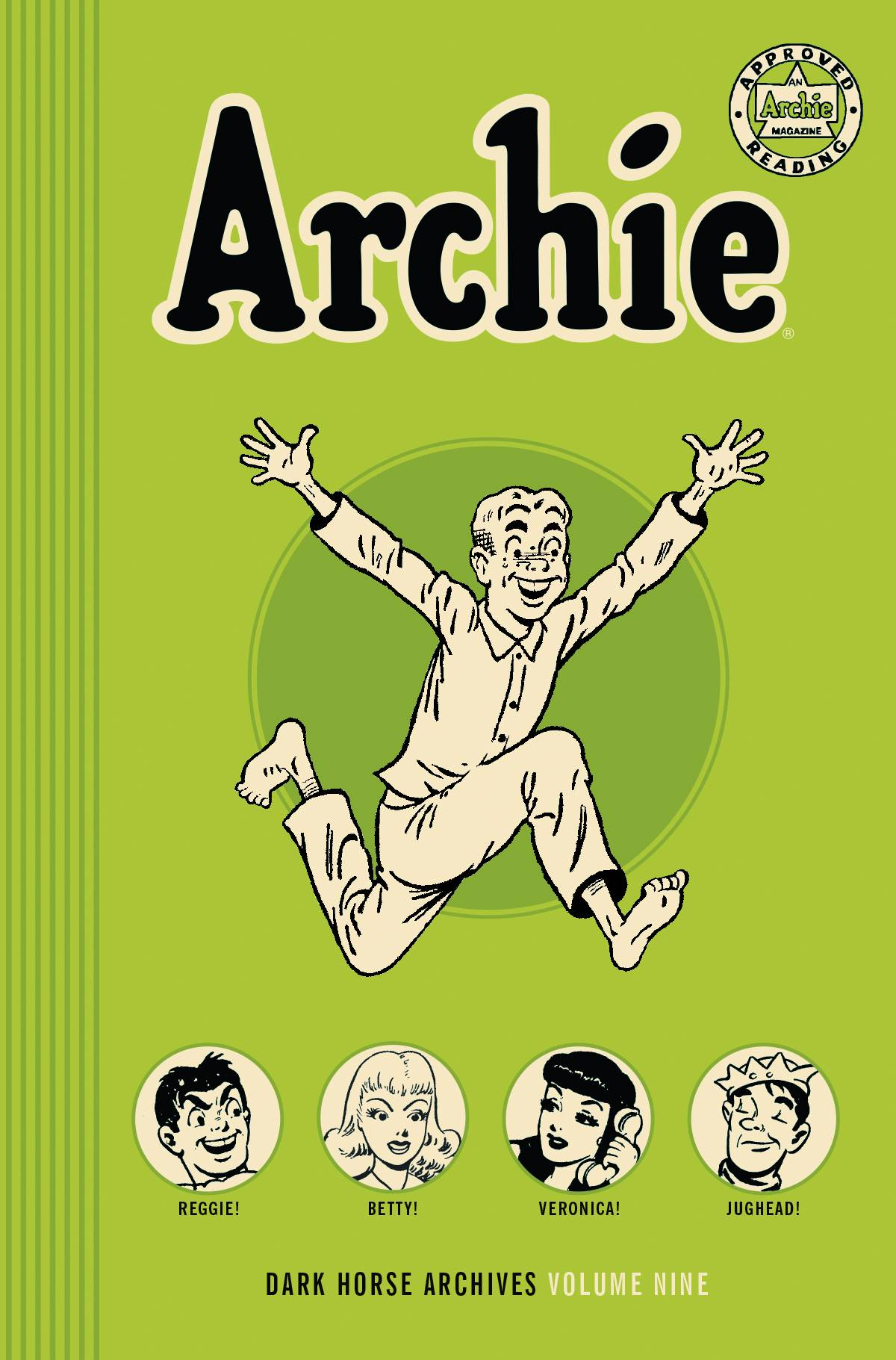 ARCHIE ARCHIVES HC VOL 09