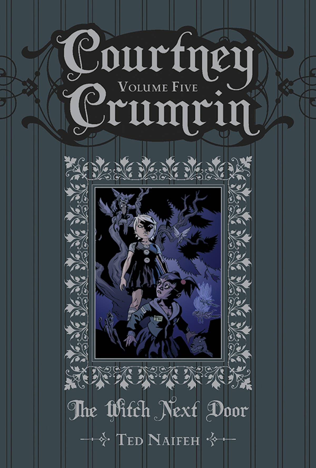 COURTNEY CRUMRIN SPEC ED HC VOL 05