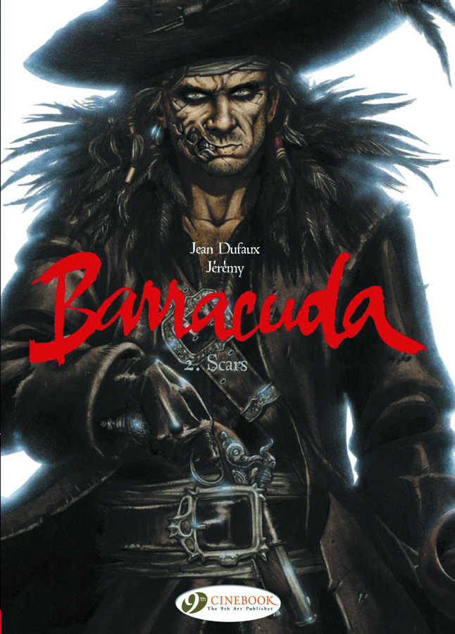 BARRACUDA VOL 02 SCARS