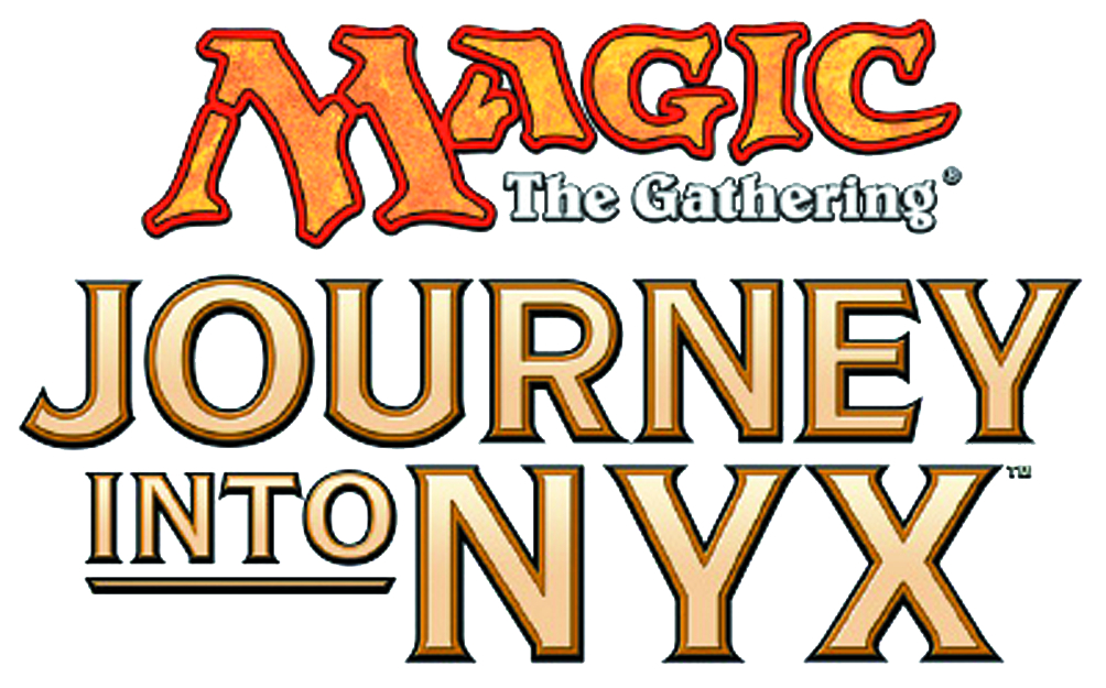 MTG TCG JOURNEY INTO NYX BOOSTER DIS