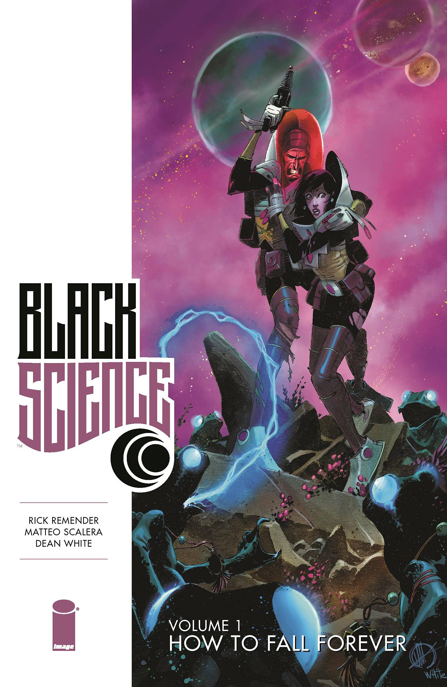 BLACK SCIENCE TP VOL 01 HOW TO FALL FOREVER (MAR140535) (MR)