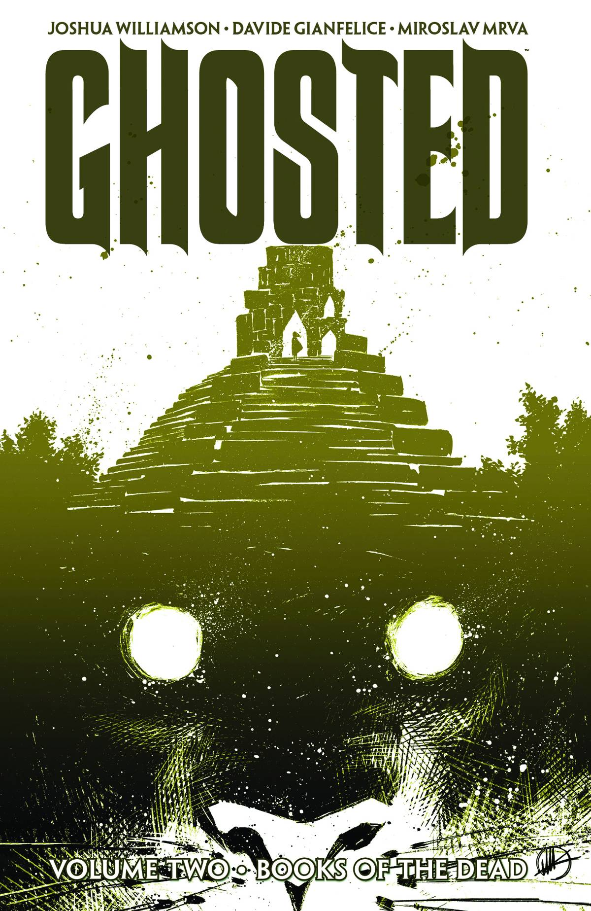 GHOSTED TP VOL 02 (APR140515) (MR)