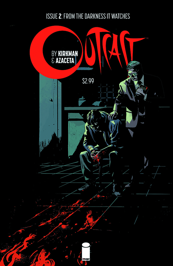 OUTCAST BY KIRKMAN & AZACETA #2 (MR)