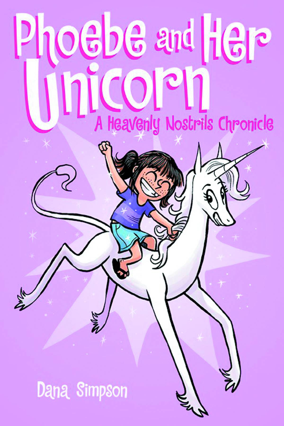 PHOEBE & HER UNICORN GN VOL 01 PHOEBE & HER UNICORN