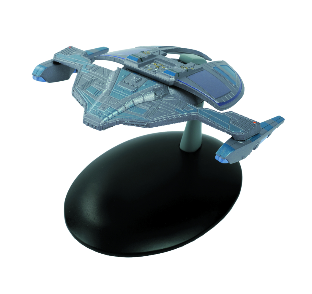 STAR TREK STARSHIPS FIG MAG #29 JEM HADAR BUG