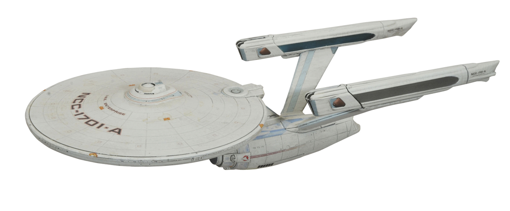 STAR TREK ENTERPRISE A SHIP