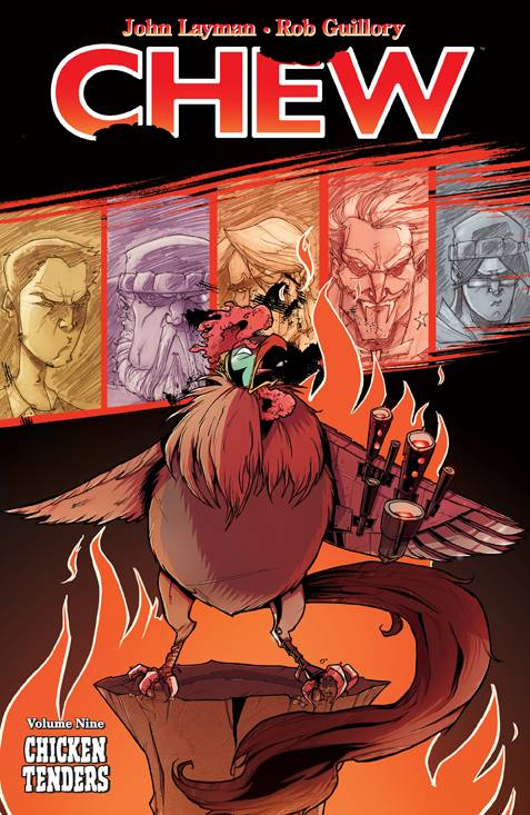 CHEW TP VOL 09 CHICKEN TENDERS (DEC140632) (MR)
