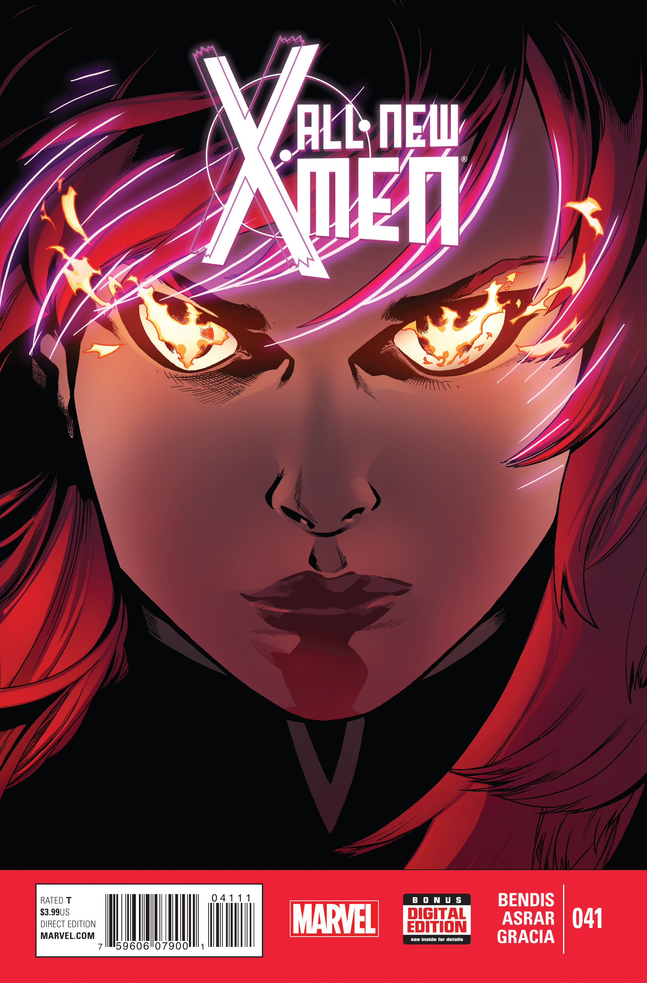 ALL NEW X-MEN #41