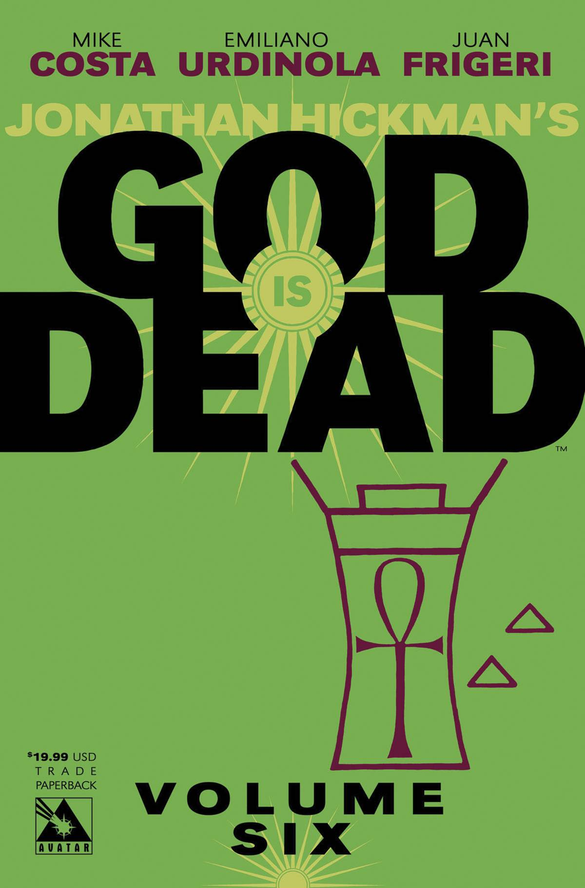 GOD IS DEAD TP VOL 06 (MR)