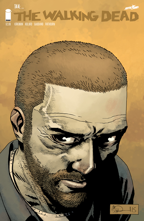 WALKING DEAD #144 (MR)