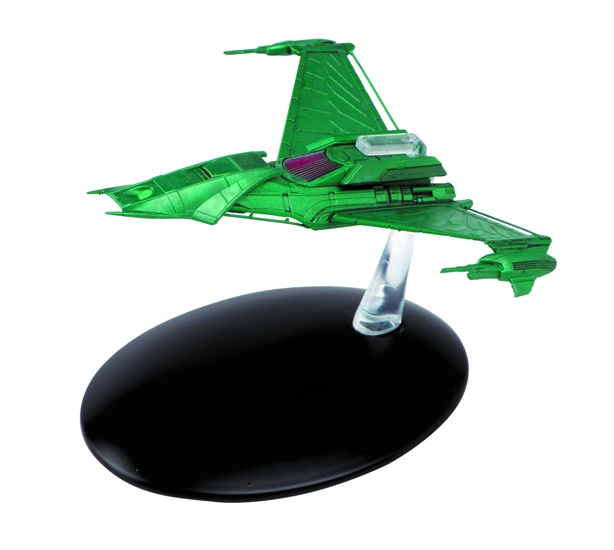 STAR TREK STARSHIPS FIG MAG #53 KLINGON ATTACK SHIP