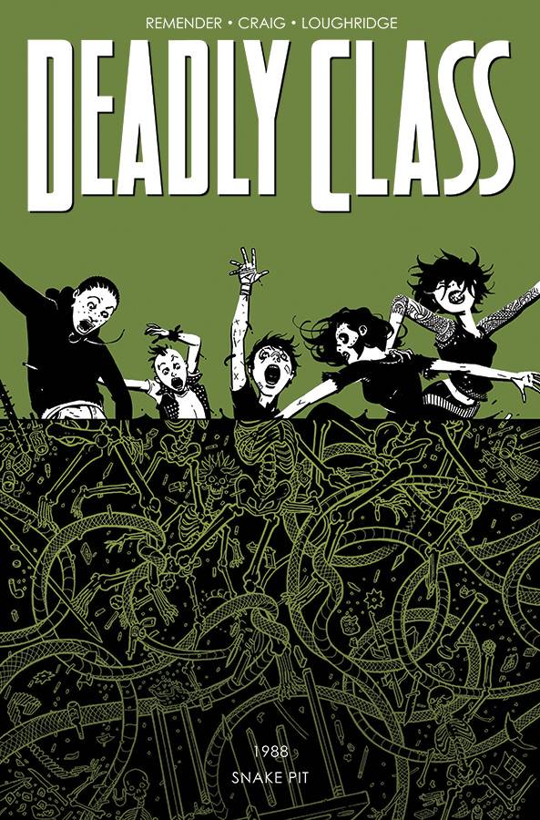 DEADLY CLASS TP VOL 03 THE SNAKE PIT (MR)