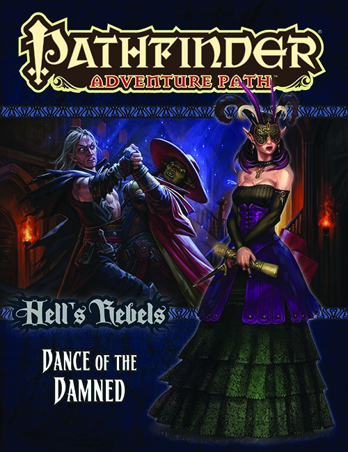 PATHFINDER ADV PATH HELLS REBELS PT 3 DANCE OF THE DAMNED (C