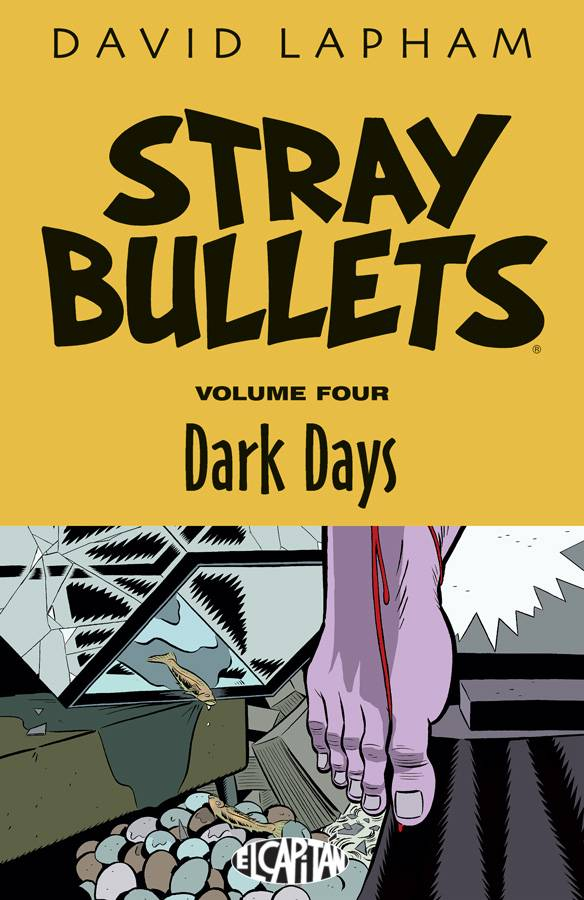 STRAY BULLETS TP VOL 04 DARK DAYS (MR)