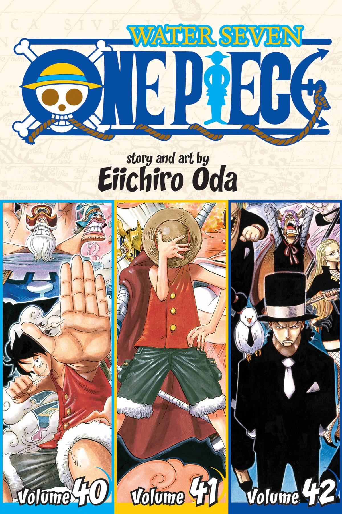 ONE PIECE 3IN1 TP VOL 14