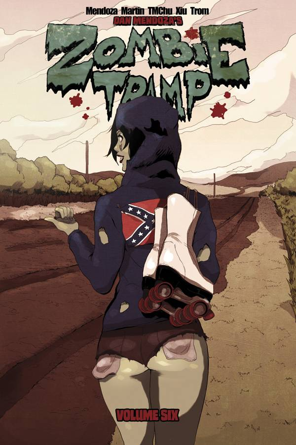 ZOMBIE TRAMP ONGOING TP VOL 06 UNHOLY TALES OF THE DIRTY SOU