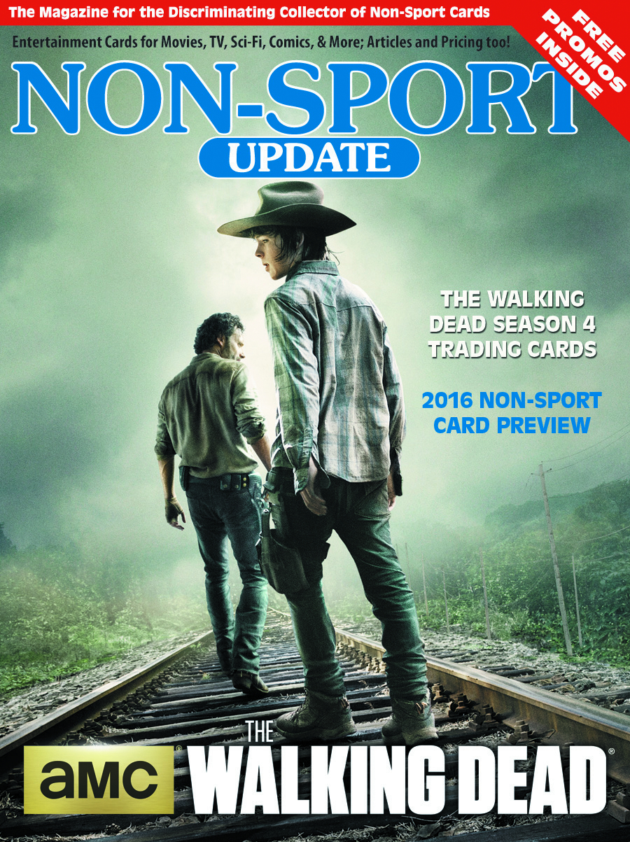 NON SPORT UPDATE VOL 27 #1