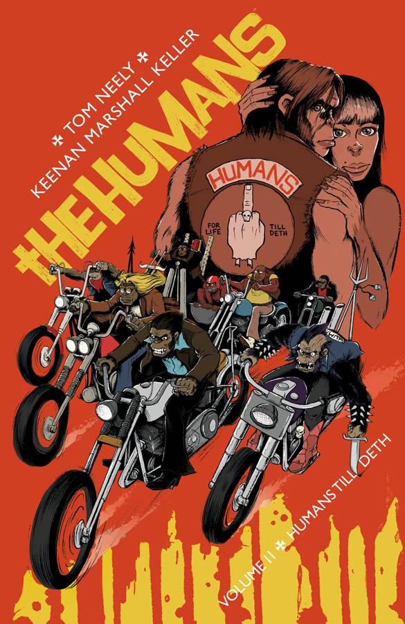 HUMANS TP VOL 02 HUMANS TILL DETH (MR)