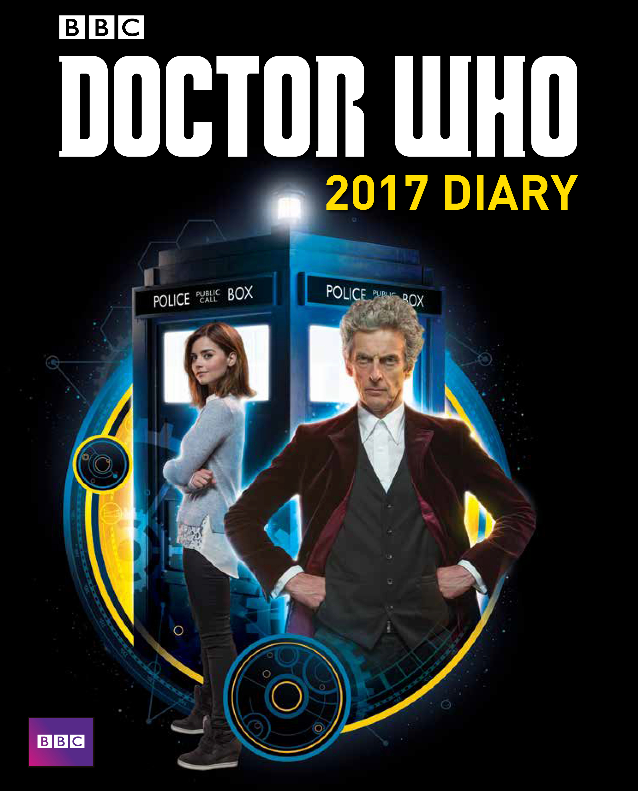 DOCTOR WHO DIARY 2017 ED