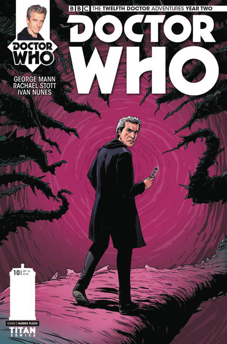 DOCTOR WHO 12TH YEAR TWO #10 CVR D PLEECE