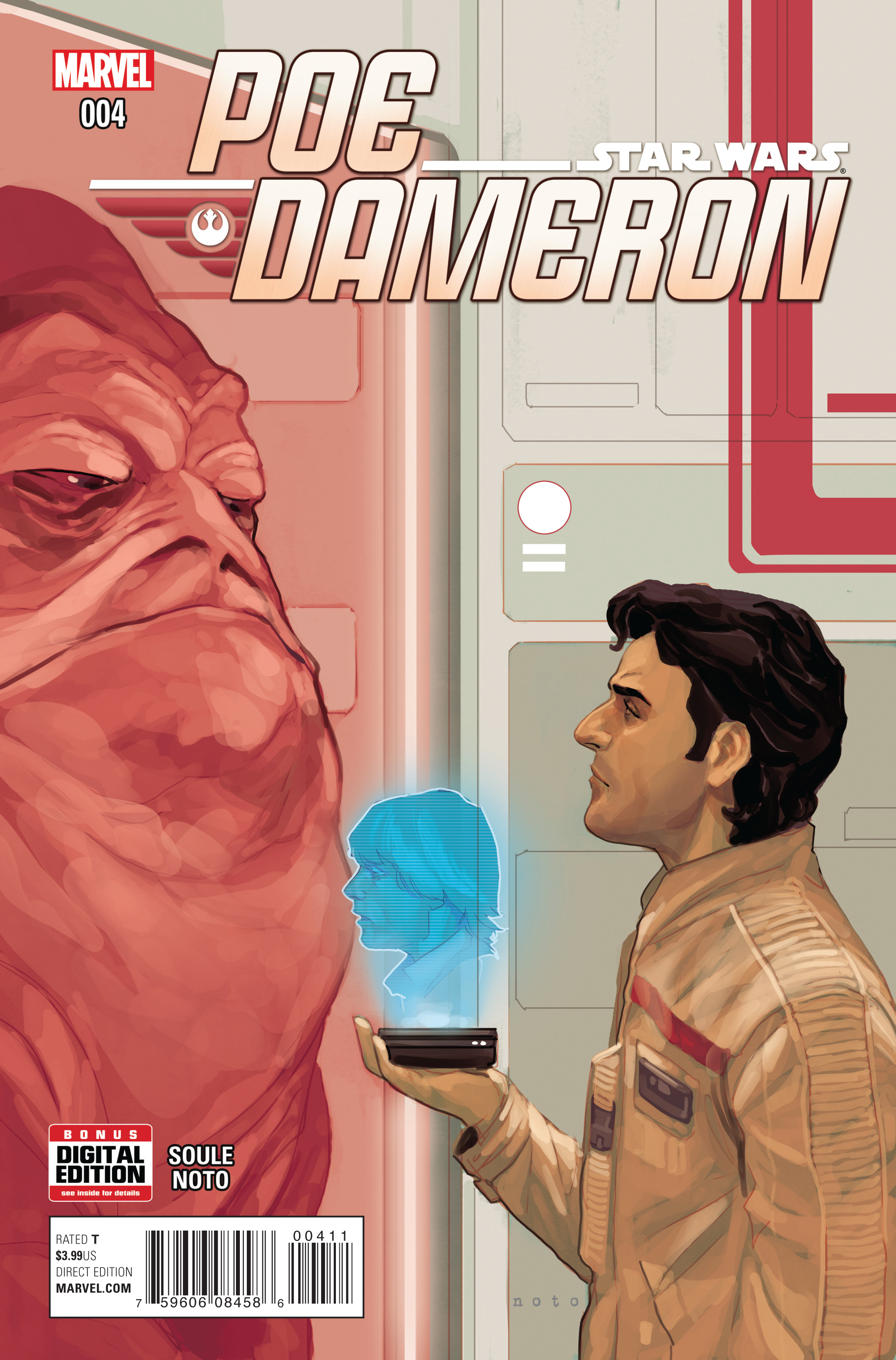STAR WARS POE DAMERON #4