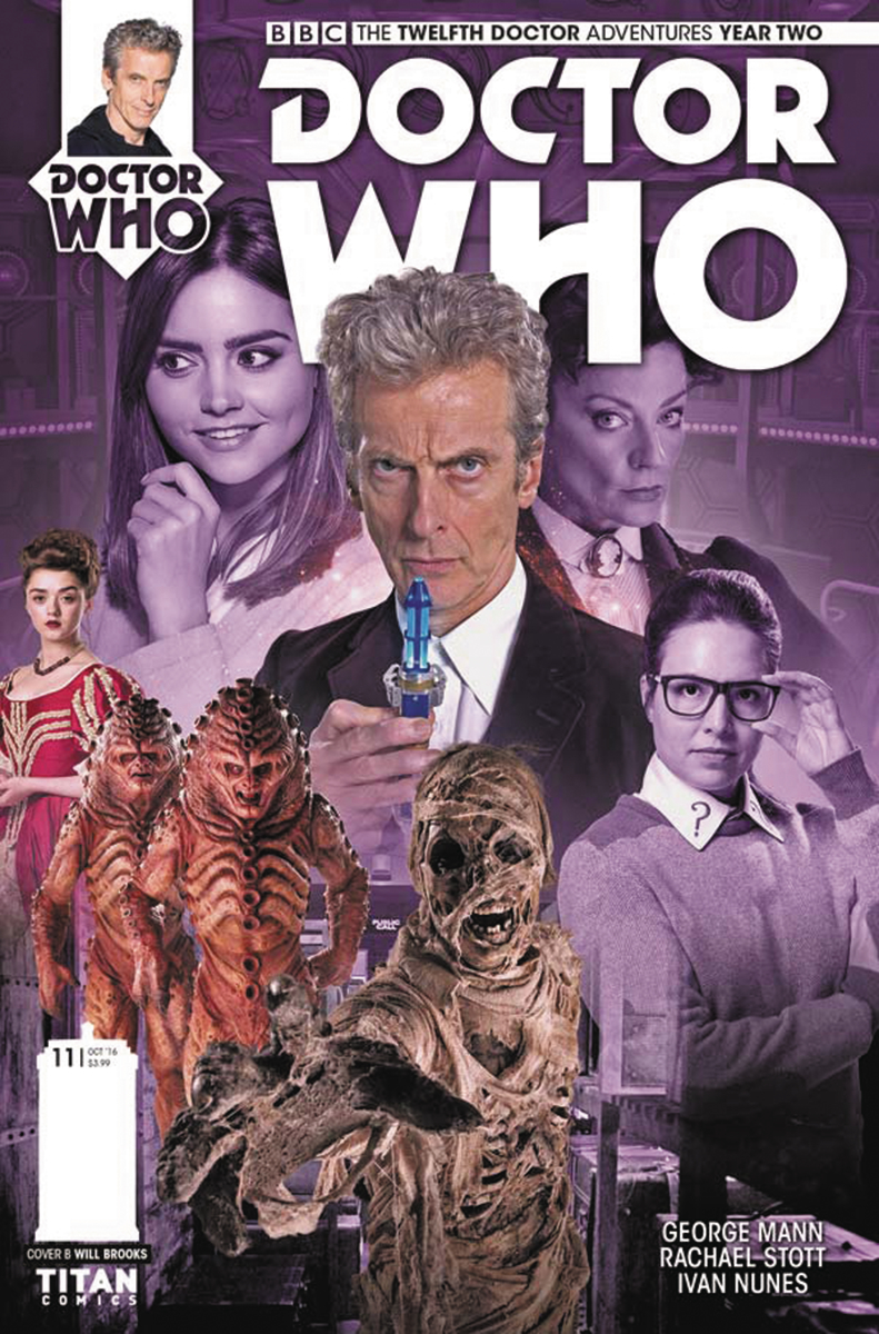 DOCTOR WHO 12TH YEAR TWO #11 CVR B PHOTO