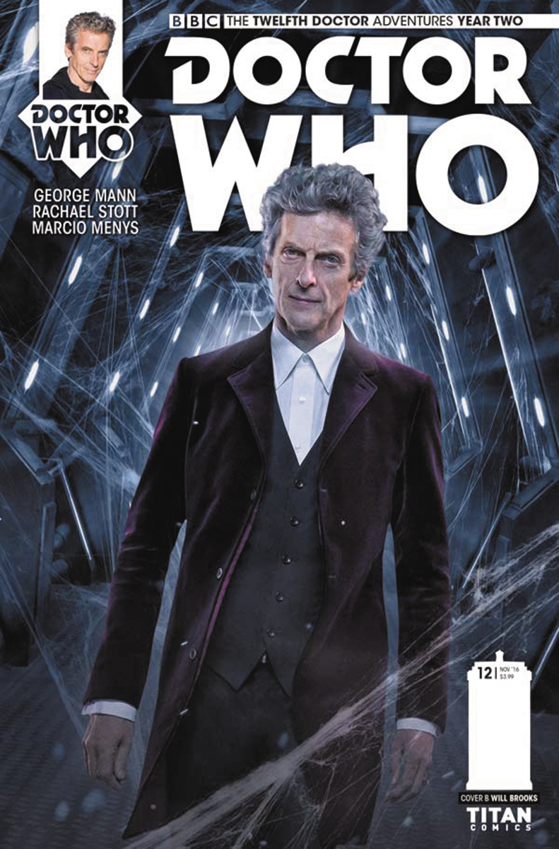 DOCTOR WHO 12TH YEAR TWO #12 CVR B PHOTO