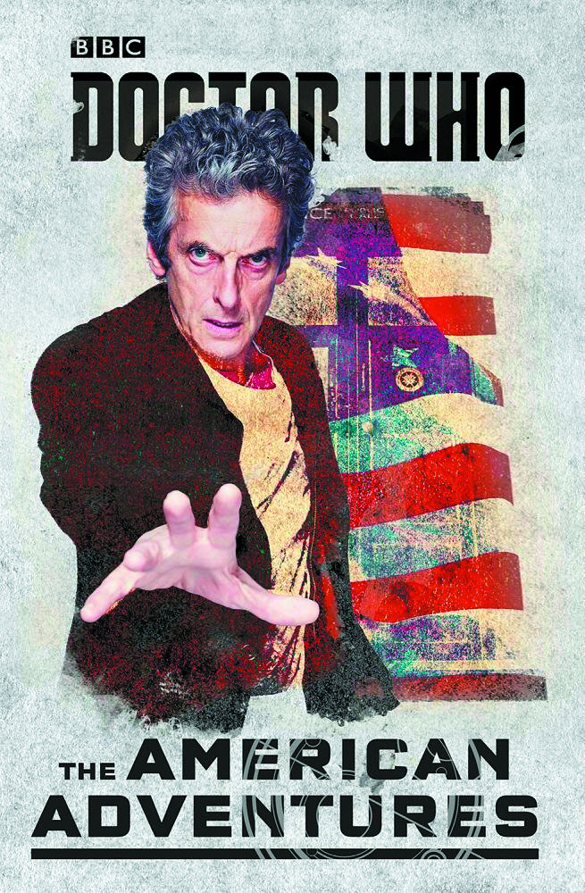 DOCTOR WHO AMERICAN ADVENTURES HC