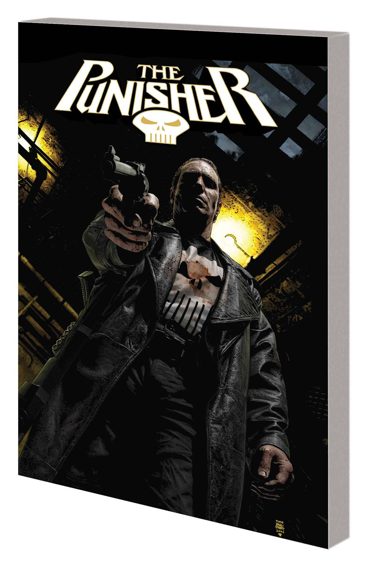 PUNISHER MAX TP COMPLETE COLLECTION VOL 03 (MR)