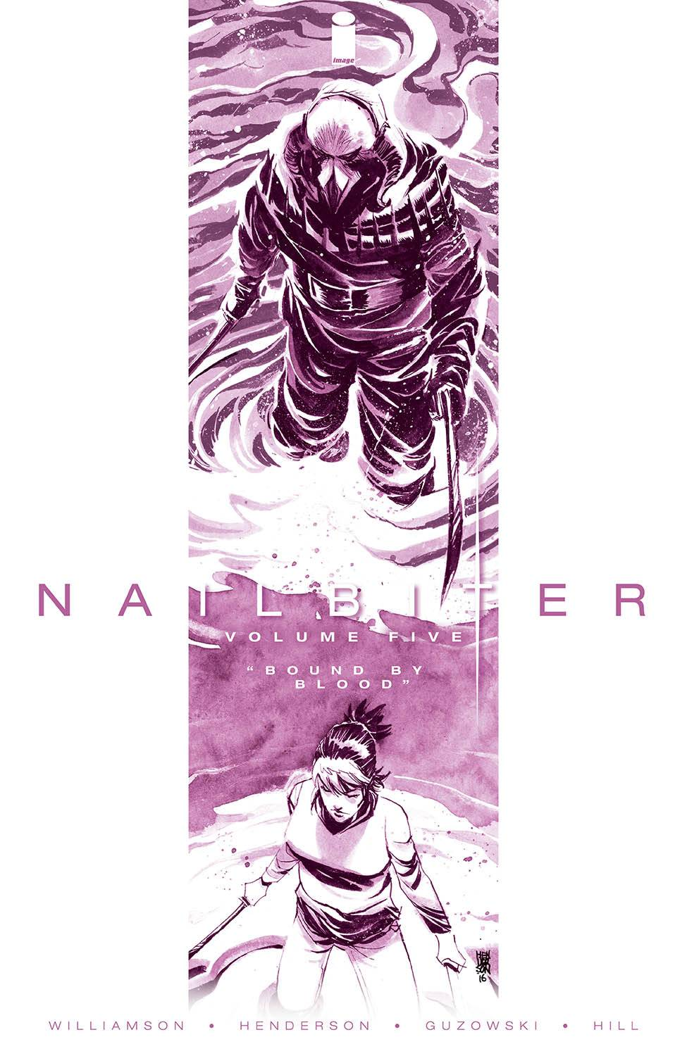 NAILBITER TP VOL 05 BOUND BY BLOOD (SEP160813) (MR)