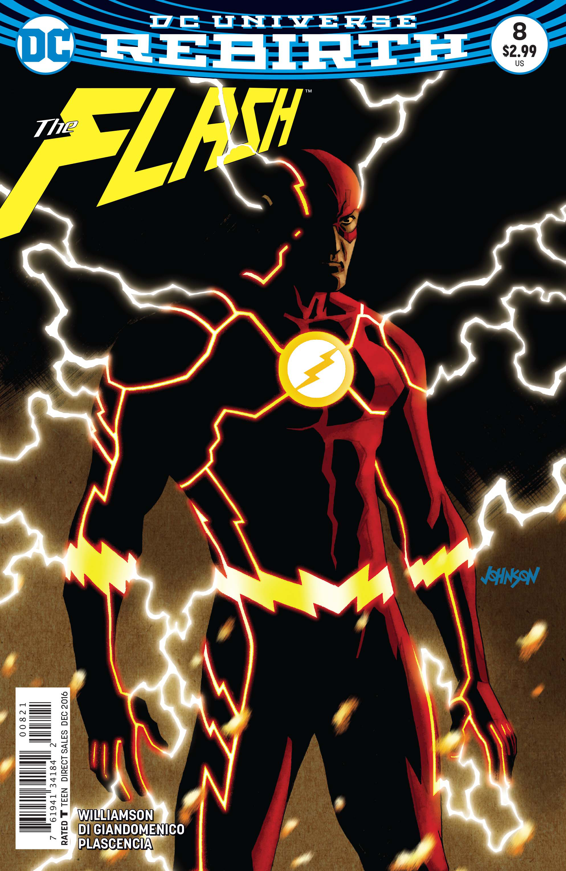 FLASH #8 VAR ED