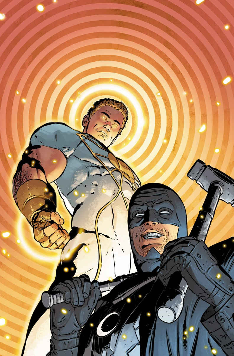 MIDNIGHTER AND APOLLO #1 (OF 6)